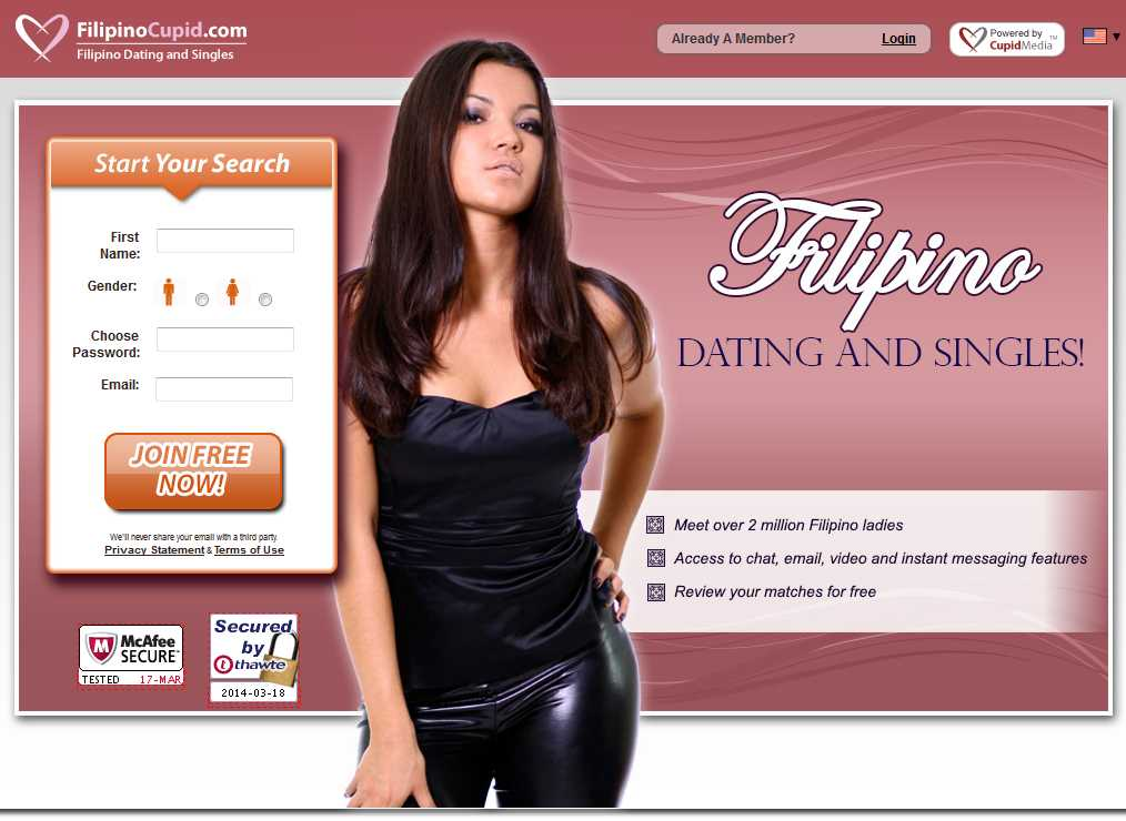 FilipinoCupid.com dating review
