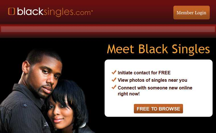 Free black online dating sites for singles