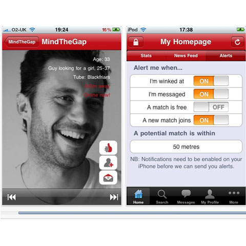 New dating applications coming for Android in 2014