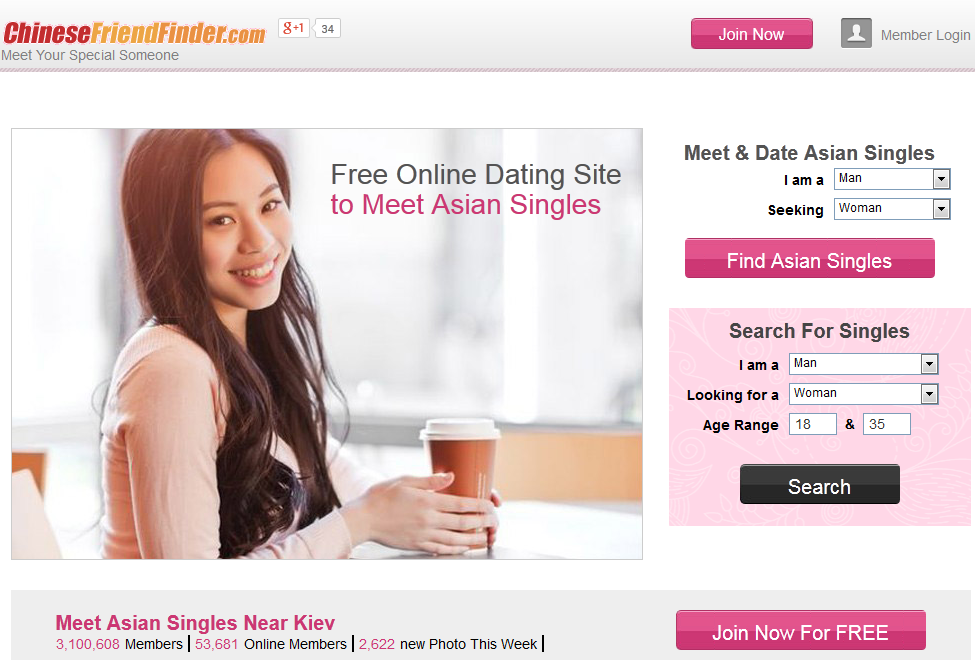 Asian Friendly Dating